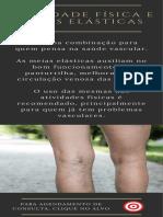 Atividade física e meias elásticas -  Dr. ALEXANDRE AMATO