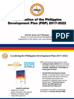 1 PDP and SDG Localization Initiatives