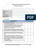 Inspeccion Deposito y Almacenamiento de Gas Licuado de Petroleo Glp.