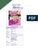 Isabel II Do Reino Unido