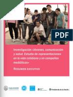 Jovenes Comunicacion Salud