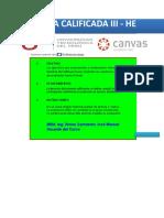 Practica Calificada N° 03 - HTD UTP CGT