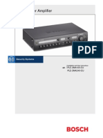 Plena Mixer Amplifier