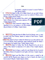 Documente Chirilice Din Colectia Documente - Vol I