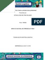 Evidencia 7 Ficha de Valores Eticos Profesionales