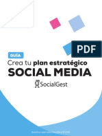 Guia Plan Estrategico Social Media