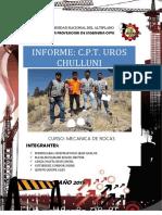 Informe Urus Chulluni Grupo Rokeros