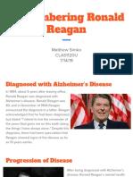 Remembering Ronald Reagan