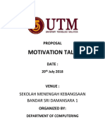 Copy of Motivation Talk