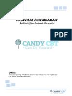 Proposal Candy Cbt
