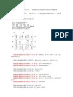 2015年1月8日-周纳羽师父实战群中意识奇门预测案例