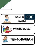 Label Info Bahsa Melayu