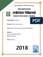 Ficha Tecnica Ader