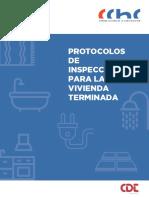 Protocolos de inspección CChC