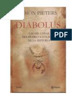Diabolus Las Mil Caras Del Diablo a Lo Largo de La Historia.pdf