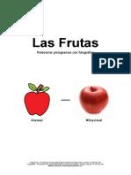 Material Para Hacer Relaciones_ Frutas