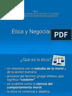 Resumen ETICA Y NEGOCIACION