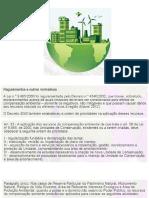 Legislação Compensação Ambiental