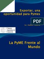 Exportar oportunidad para las  pymes cac.pptx