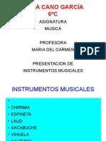 Presentacion Musical