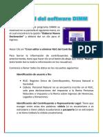 Utilidad Del Software DIMM