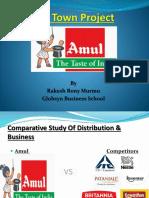 Amul assignment