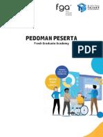 Pedoman Peserta Digital Talent Scholarship 2019 (Fresh Graduate)
