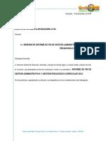 Informe de Fin 2018 Para d.d.e