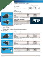US EC Classic Standard and Hot Swap Handles D