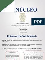 EXPOSICION DE FISICA MODERNA Nucleo Atomico.pptx