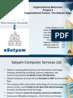 Satyam OB Group 3