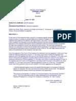 Concept & Modes of Breach CASES