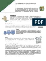 Manual Rápido de Pañales Ecologicos
