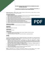 CONVOCATORIA PROYECTISTA 24102018