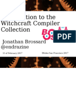 Moabi - Witchcraft Compiler Collection - BSides San Francisco 2016