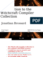 Moabi - Witchcraft Compiler Collection - DEFCON 24 (2016)