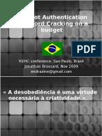 Jonathan Brossard - H2HC 2009