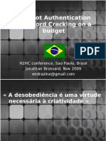 Moabi - Breaking Preboot Authentication - H2HC 2009