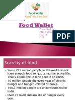 Food Wallet
