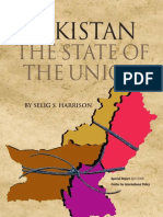 Pakistan the State of the Union