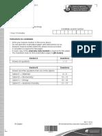 Chemistry Paper 3 Hl