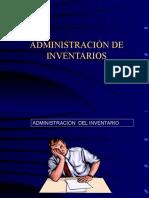 Tema 2- Administracion de Inventarios