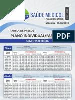 Tabela Individual-Familiar 01-06-2010