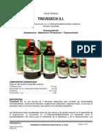 Ficha Técnica Trevesec s.i.