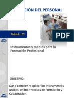 Unidad 7 Instrumentos y Medios Para La FP