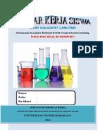 Lks Kesetimbangan Kimia Stem