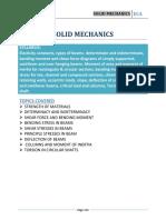4. Solid Mechanics
