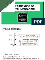 Presentacion 4 Amplificador de Instrumentacion
