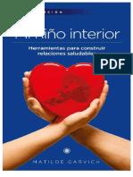 Mi Nio Interior Herramientas Para Construir Relaciones Saludables Matilde Garvich