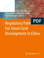 Regulatory Pathways for Smart Grid